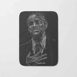 """""""I'll make him an offer he can't refuse.""""  ― Mario Puzo, The Godfather Bath Mat"""