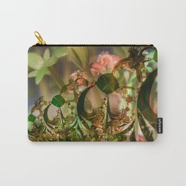 Natural and fractal seedlings Carry-All Pouch