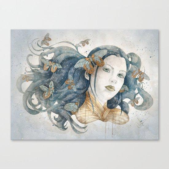 Imago stage Canvas Print