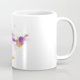 young woman cheerleader 03 Coffee Mug