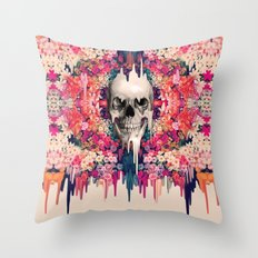 Seeing Color Throw Pillow