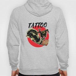 Tattoo Machine Hoody