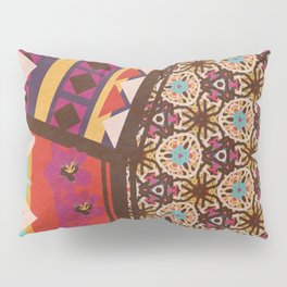 Zimbabwe Multi With Texture Pillow Sham