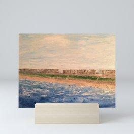 Cocoa Beach  2  From the Pier Mini Art Print