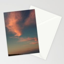 Sky Painting Stationery Cards