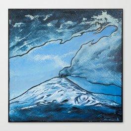 Etna Canvas Print