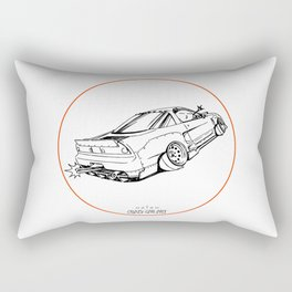 Crazy Car Art 0191 Rectangular Pillow