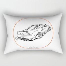 Crazy Car Art 0191 Rectangular Pillow