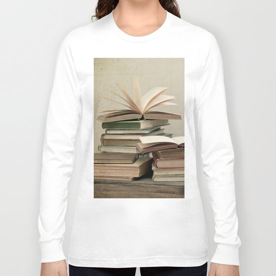 Bibliophile  Long Sleeve T-shirt