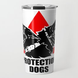 Protection dogs - IPO, Mondioring, K9 Travel Mug