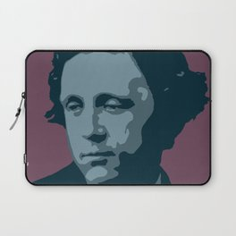 Lewis Carroll Laptop Sleeve