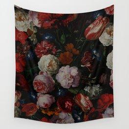 Vintage & Shabby Chic - Dutch Midnight Garden Wall Tapestry