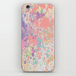 Pastel Colors iPhone Skin