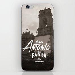 San Antonio de Padua II iPhone Skin