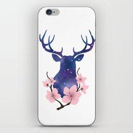 Blossom Deer iPhone Skin