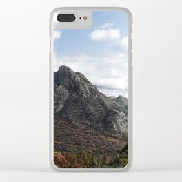 Spectacular Tragedy Clear iPhone Case
