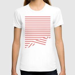 Line Fold T-shirt