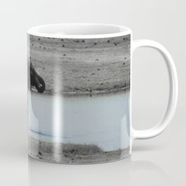 Musty Elephant Coffee Mug