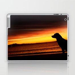 Best Friend Good Mornings Laptop & iPad Skin