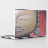 gem Laptop & iPad Skins featuring Zen Gem by McNallieGalleries