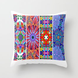 Conglomoration the 2nd Throw Pillow