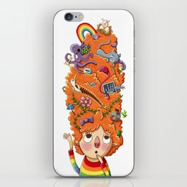 Ginger A to Z  iPhone Skin