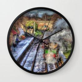 Tantobir Railway Wall Clock