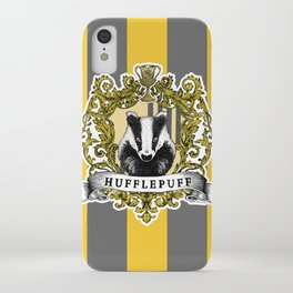 Hufflepuff Color iPhone Case