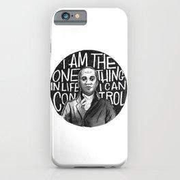 Wait For It [Aaron Burr] iPhone Case
