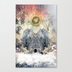Static 44 Promotional Poster Canvas Print