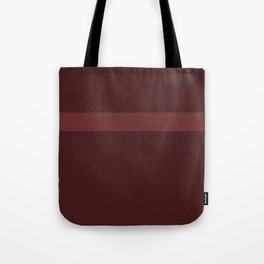 Burgundy Lane Tote Bag