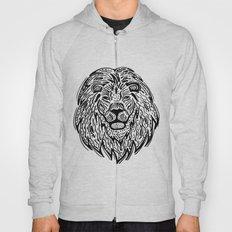 Mandala Lion Hoody