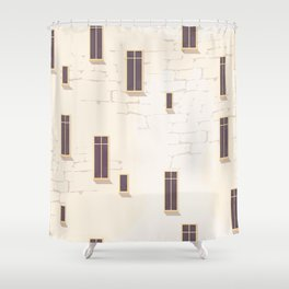 Sunny side Shower Curtain