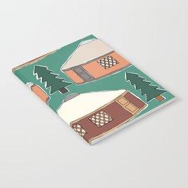 Cozy Yurts -n- Pines Notebook