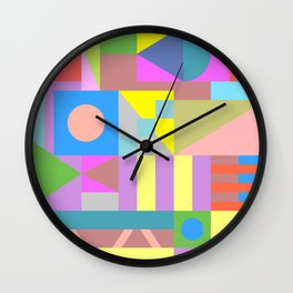 Best Possible Solution Wall Clock