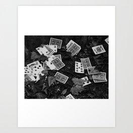 Found New York 1 Art Print