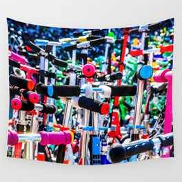 HOLD TIGHT! Wall Tapestry