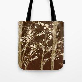 Make it Through (woodland brown edition) Tote Bag