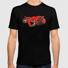 BIXE.CB12 Mens Fitted Tee Black SMALL