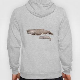 Sperm whale Hoody