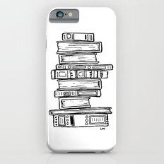 Stack of Books Slim Case iPhone 6s