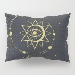 The Solar System Pillow Sham