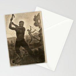 The Demolishers Stationery Cards