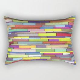 Mosaic # 1 Rectangular Pillow