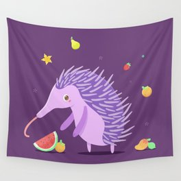 Echidna Wall Tapestry