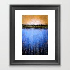 It Only Matters #3 Framed Art Print