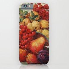 Wild fruit iPhone 6s Slim Case