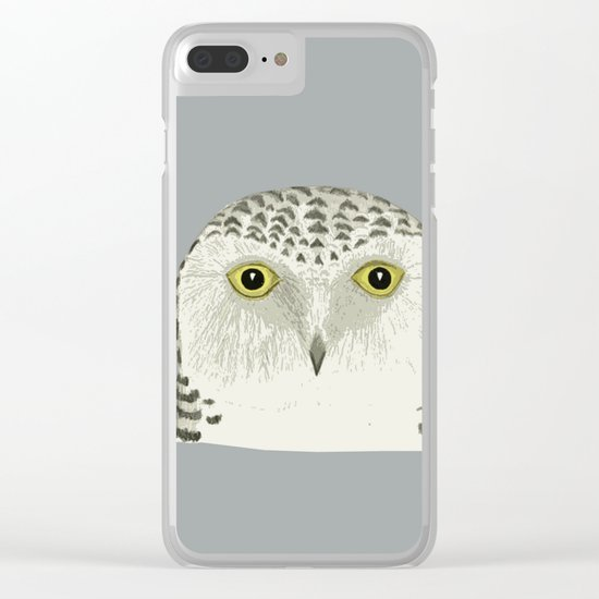 Madame See it all Clear iPhone Case