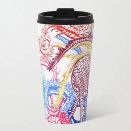 Crinoids Travel Mug