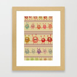 jellybelly Framed Art Print